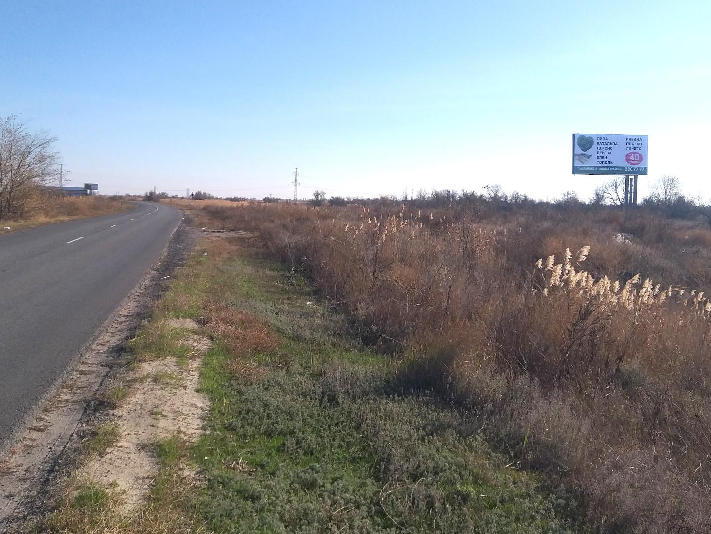 Щит 6х3 по адресу тр. Ростов - Рогожкино, 13км+700м  (слева по ходу)