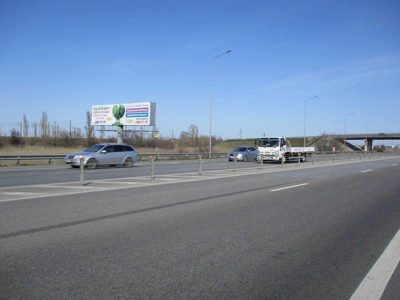 Щит 6х3 по адресу Западное шоссе на км 5+400м