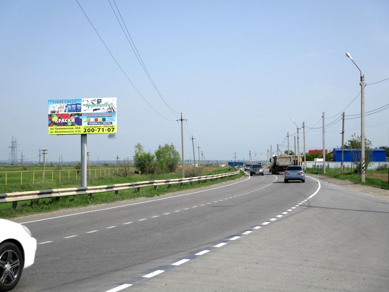 Щит 6х3 по адресу тр. Ростов - Рогожкино, 600м от границы города  (справа по ходу)