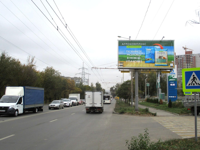 Призматрон 6х3 по адресу Малиновского ул. (в 70 м от пер. Машиностроительный по ходу движения)
