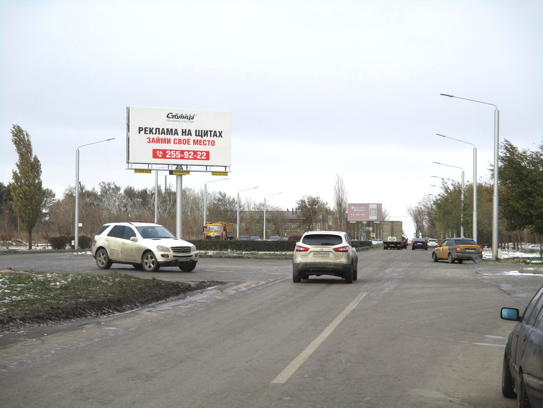 Щит 6х3 по адресу Солженицына пр-кт / Жданова ул. (на разделительной)