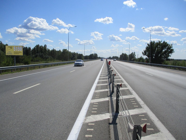 Щит 6х3 по адресу Западный подъезд (2,30 км слева)